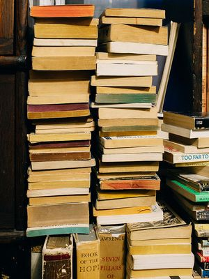 Brian ferry books