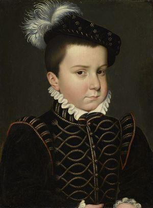 Clouet-François-Hercule-François-Duke-of-Alençon-1561