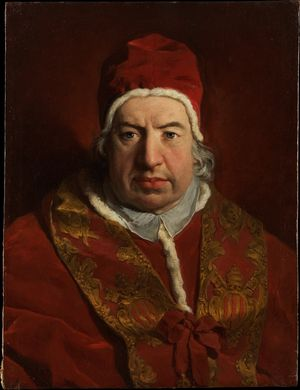 Subleyras-Pierre-Hubert-Pope-Benedict-XIV-1746-Met