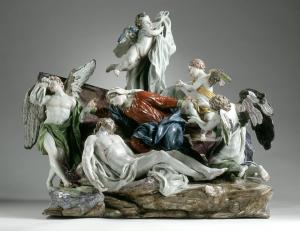 Doccia-Manufactory-Pietà-1708-porcelain-LACMA