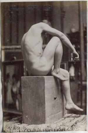 Lalaing-Jacques-de-Model-seated-before-1914-photograph-Rijksmuseum-Belgian-B