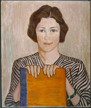 Tucker-Allen-The-Orange-Book-before-1939-oil-on-canvas-Phillips-Collection-Washington-DC