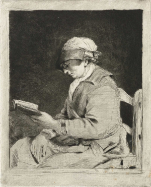0-Coclers-Louis-Bernard-Man-reading-late-18c-etching-Rijksmuseum
