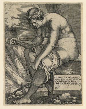0-Beham-Sebald-Dido-1520-engraving-Cooper-Hewitt-Smithsonian-Design-Museum