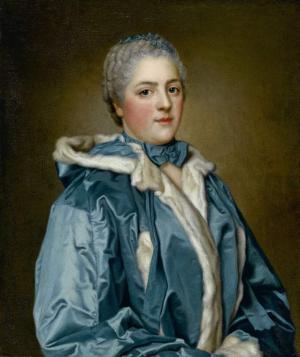 Liotard-Jean-Étienne-Portrait-of-Louise-Elizabeth-Madame-Infanta-c1750-51-oil-on-canvas-Fitzwilliam-Museum-Cambridge