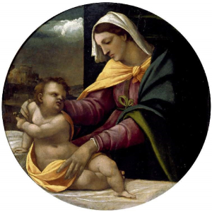 Sebastiano-del-Piombo-Madonna-and-Child-1513-oil-on-panel-Fitzwilliam-Museum-Cambridge