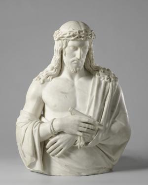 Royer-Louis-Ecce-Homo-1826-marble-Rijksmuseum