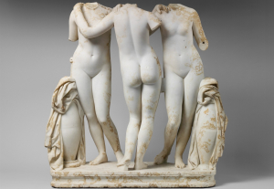 Rome-marble-Three-Graces-2nd-century-AD-(excavated-in-Rome-in-1892)-Metropolitan-Museum-of-Art-New-York-c