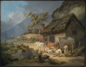 Morland-George-Carters-with-a-load-of-slate-c1790-oil-on-canvas-Museum-of-Fine-Arts-Boston