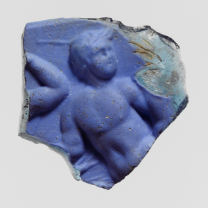 Rome-glass-Relief-plaque-Male-figure-with-head-turned-c1st-century-AD-fragment-Metropolitan-Museum-of-Art-New-York-square