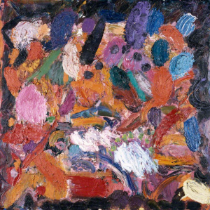 Ayres-Gillian-Calypso-1985-oil-on-canvas-National-Museum-Cardiff-(Wales)