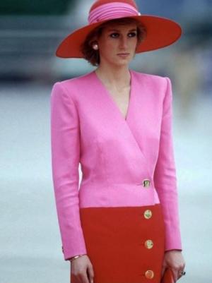 Diana in catherine walker