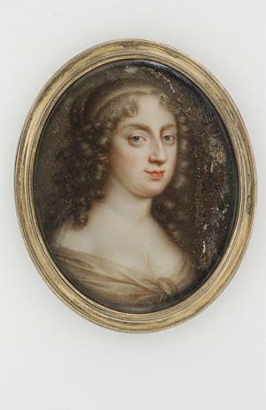 Petitot-Jean-Portrait-of-Christina-Queen-of-Sweden-c1655-enamel-miniature-Musée-du-Louvre