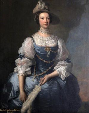 Hudson-Thomas-Portrait-of-Frances-Hort-Mrs-John-Parker-c1757-60-oil-on-canvas-National-Trust-Saltram-House-Devon